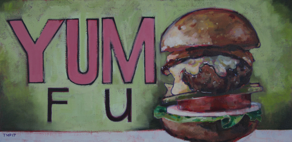 Matt Pierson Artworks | YUM F. U.