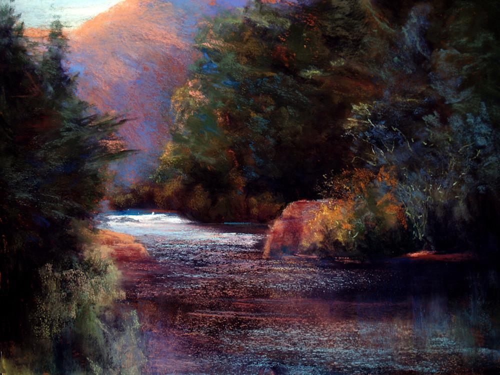Glistening Stream