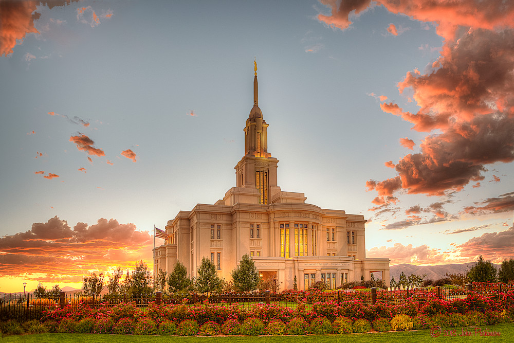 Payson Temple, Church of Jesus Christ of Latter-day Saints