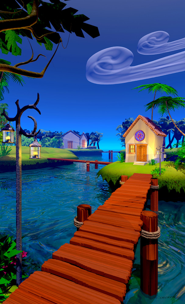Lagoon | Cynthia Decker