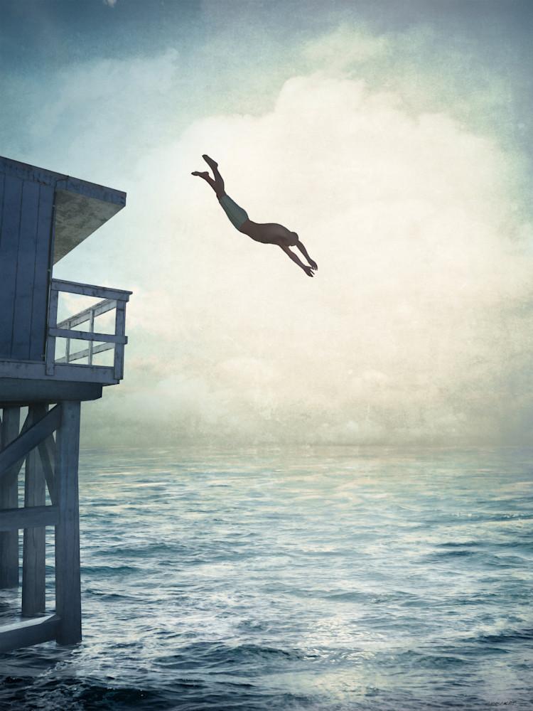 The Leap | Cynthia Decker