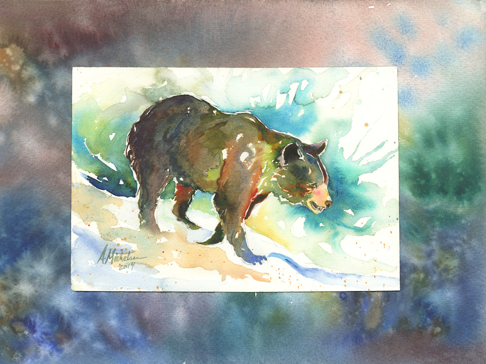 Bear I Art | Bright Spirit Studio
