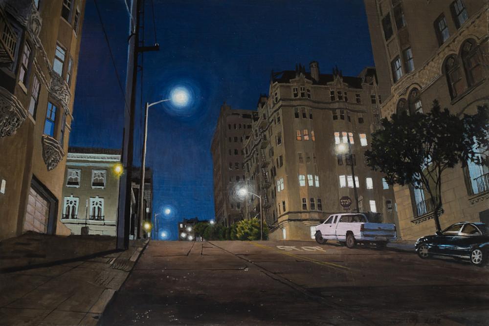 San Francisco, nocturne