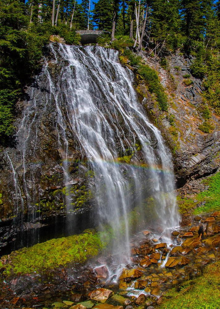 Narada Falls Photography Art | Dale Yakaites Photography