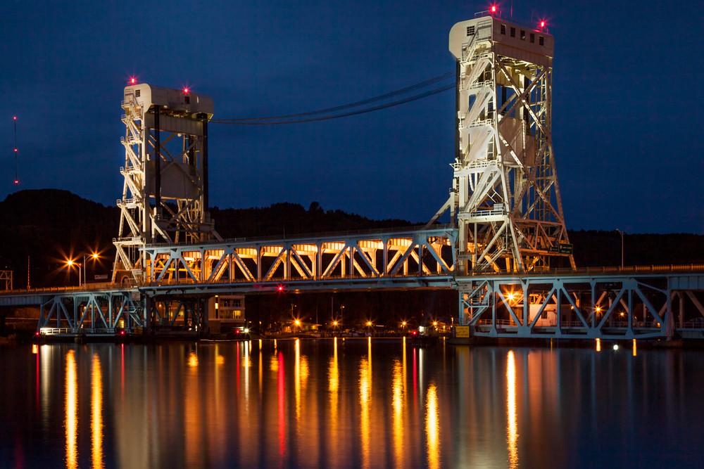 Houghton Hancock Bridge Photography Art   Dale Yakaites Photography