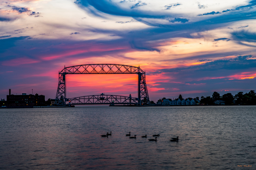 Daybreak Duluth