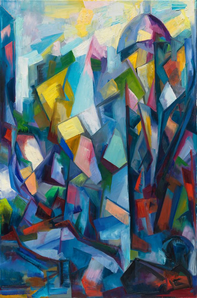 London Art | Sonnets in colour