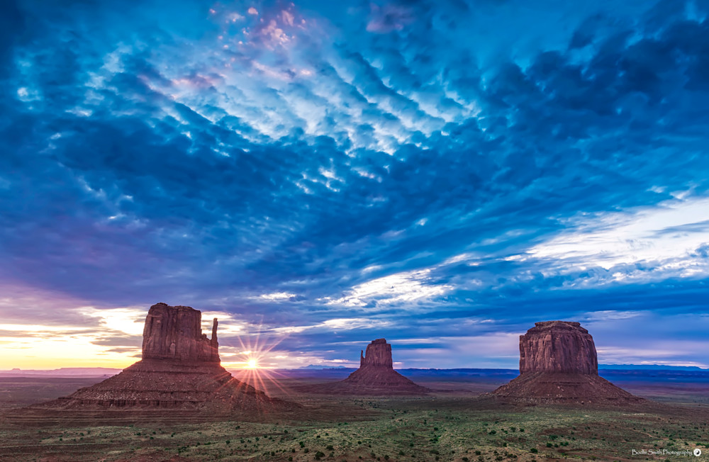 Monumental Sunrise Photography Art | bodhi smith photography