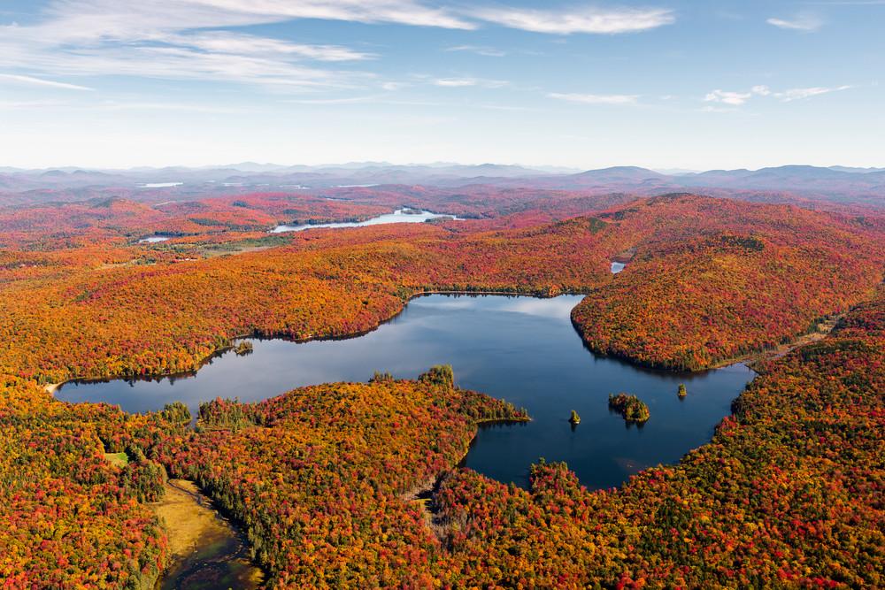 Limkiln Lake Fall Photography Art | Kurt Gardner Photogarphy
