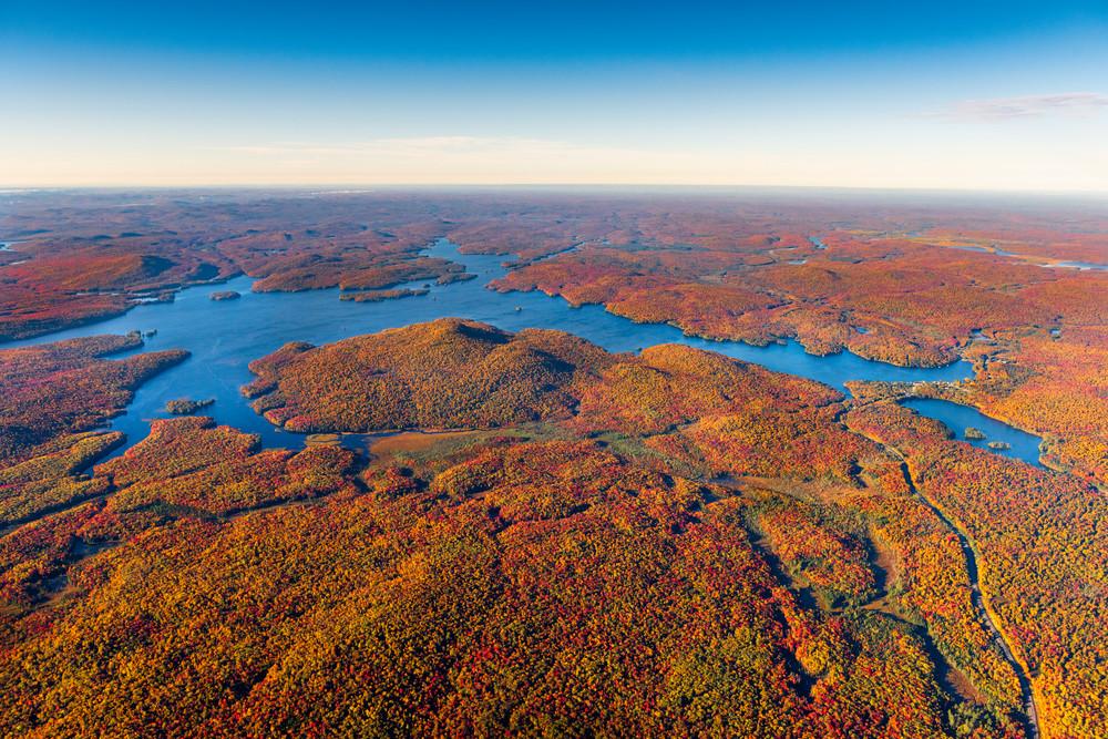 Cranberry Lake, New York