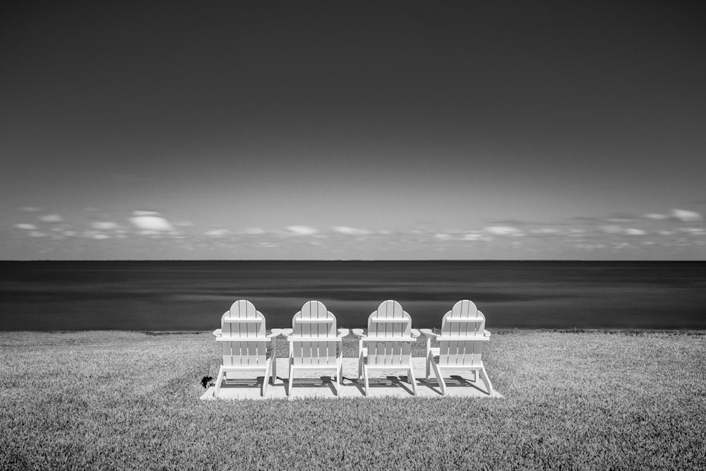 Four Chairs With A View