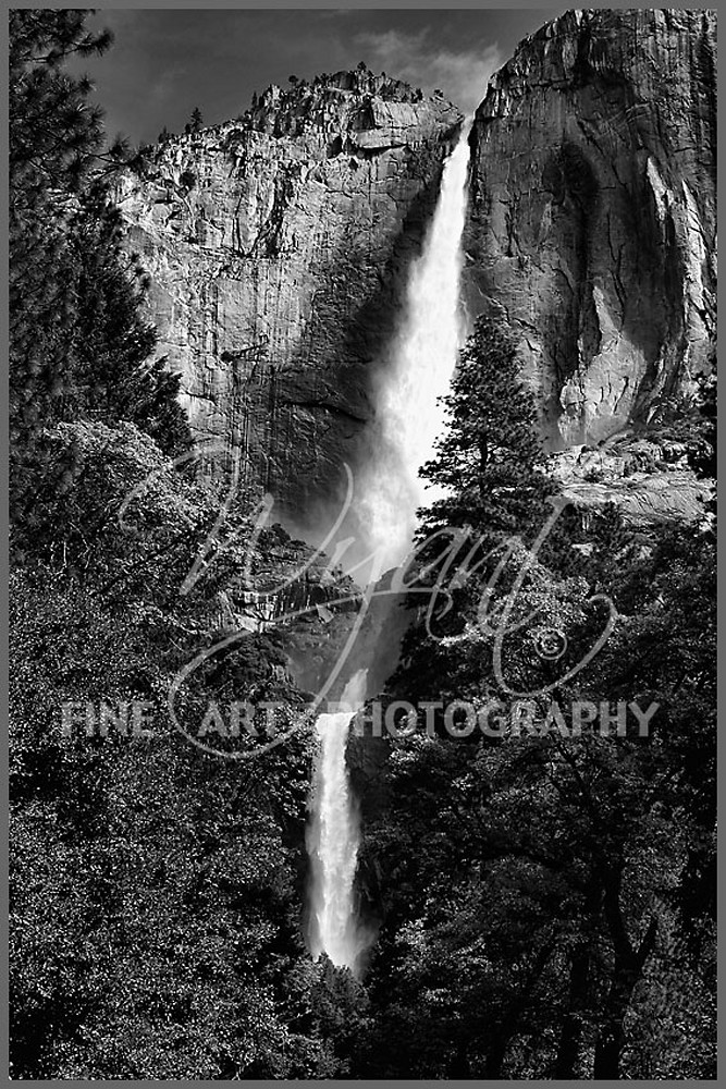Yosemite Falls:  Shop Fine Art Photography | Jim Wyant, Master Craftsman (317)663-4798