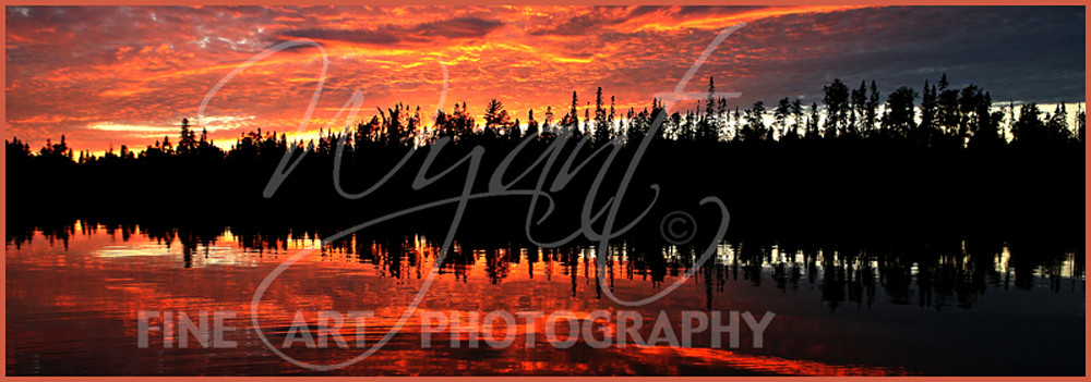 Reflection Pattern:  Shop Fine Art Photography | Jim Wyant, Master Craftsman (317)663-4798