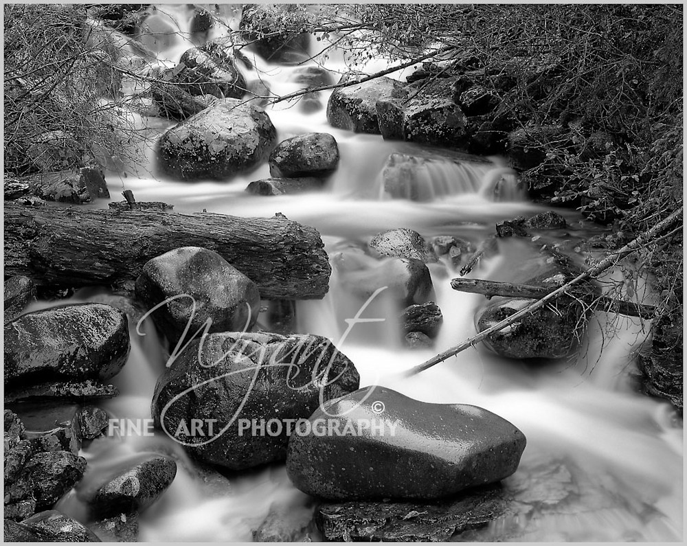 Montana Stream:  Shop Fine Art Photography | Jim Wyant, Master Craftsman (317)663-4798