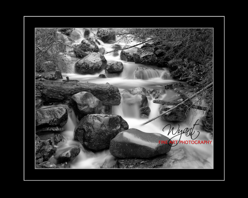 Mountain Stream:  Shop Fine Art Photography | Jim Wyant, Master Craftsman (317)663-4798