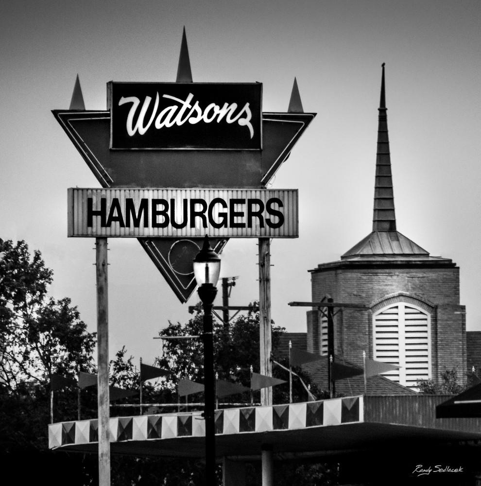 Watson's, I Presume| Randy Sedlacek Photography