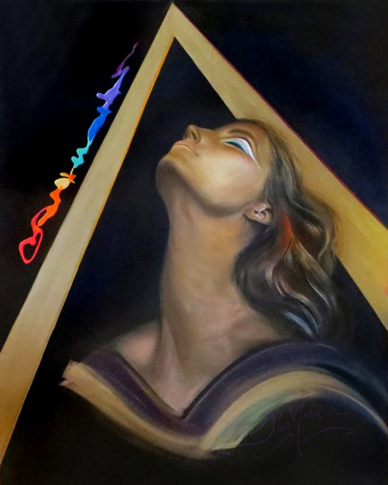 Receiving Art | Joan Marie Art