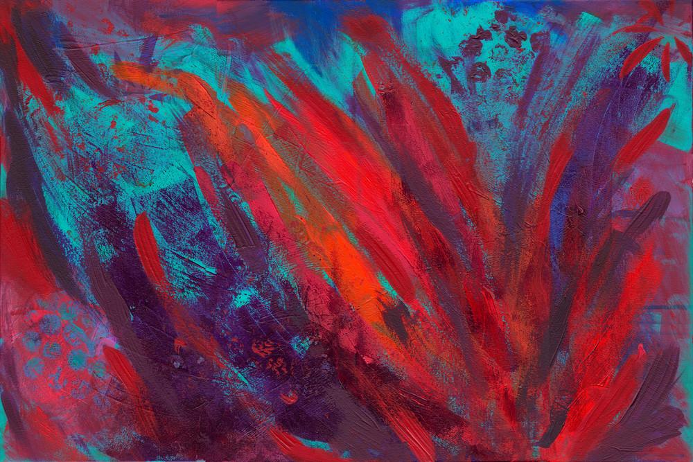 Coral Reef Art | Jen Sterling LLC