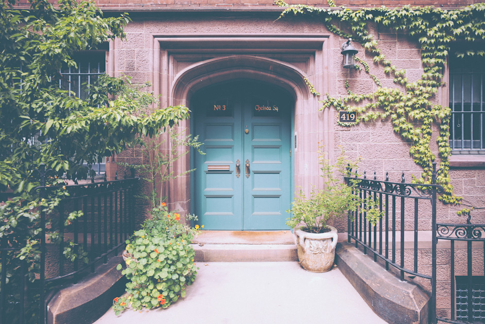 A Chelsea Corridor | Kirby Trapolino Fine Art Photography
