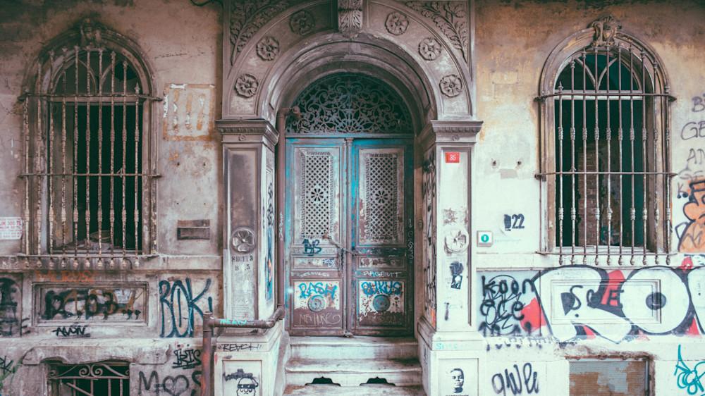 A Turkish Turning | Kirby Trapolino Fine Art Photography