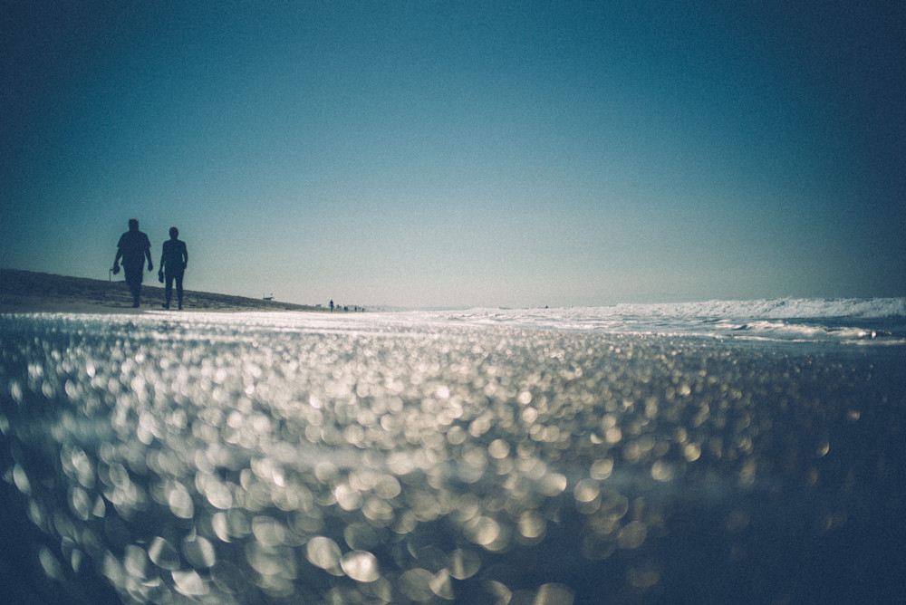 A Walk Across the Diamonds | Kirby Trapolino Fine Art Photography