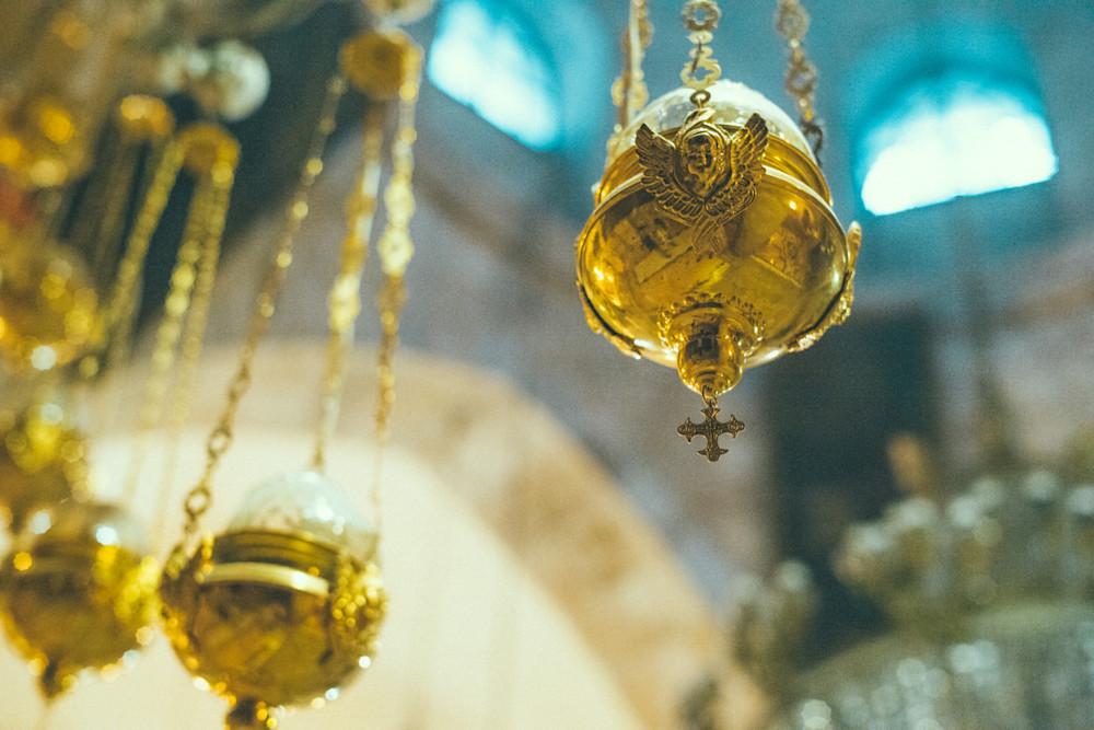 Sepulchre Lanterns | Kirby Trapolino Fine Art Photography
