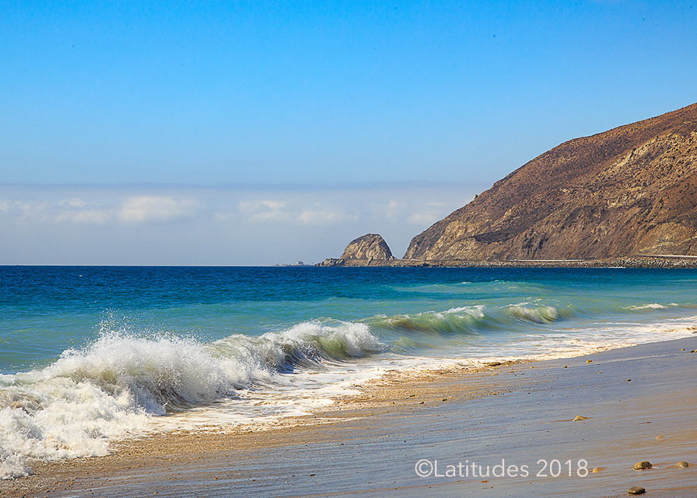 PCH Paradie at Mugu Rock