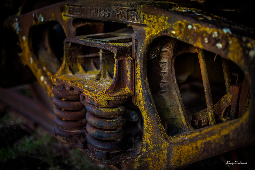Rail Bogie | Randy Sedlacek Photography