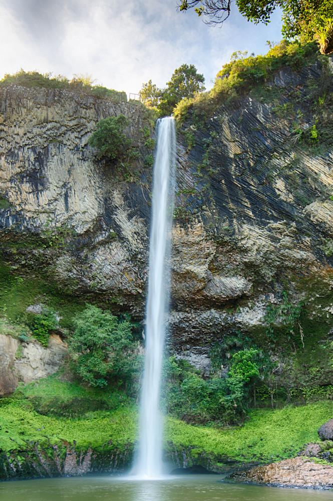 Bridal Veil Falls I