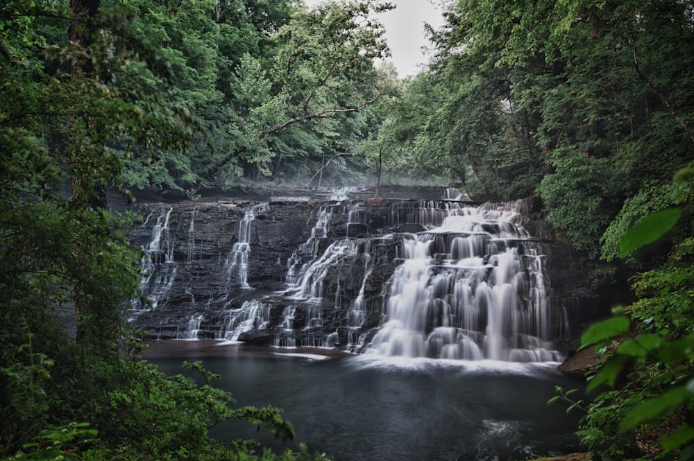 Rutledge Falls, Tullahoma, Tennessee