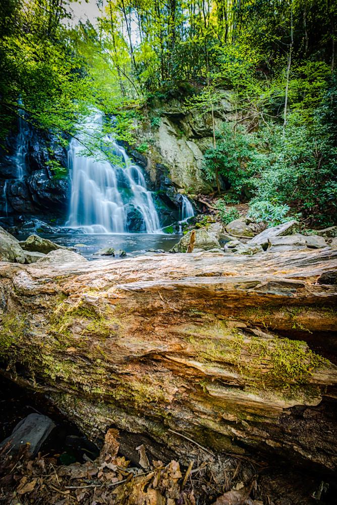Spruce Flats Falls II
