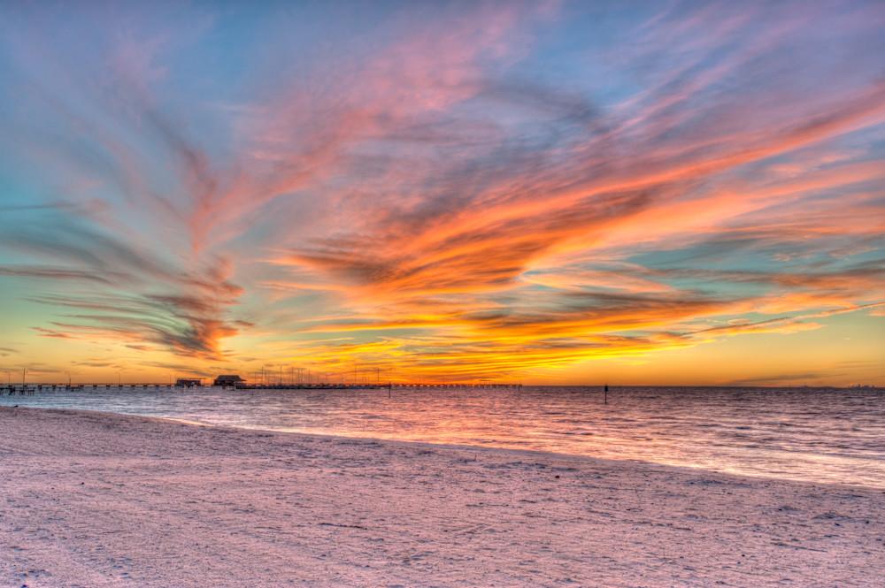 Sky on Fire - Fairhope, Alabama II