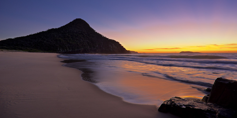 Zeniths Light - Zenith Beach Port Stephens NSW Australia | Sunrise