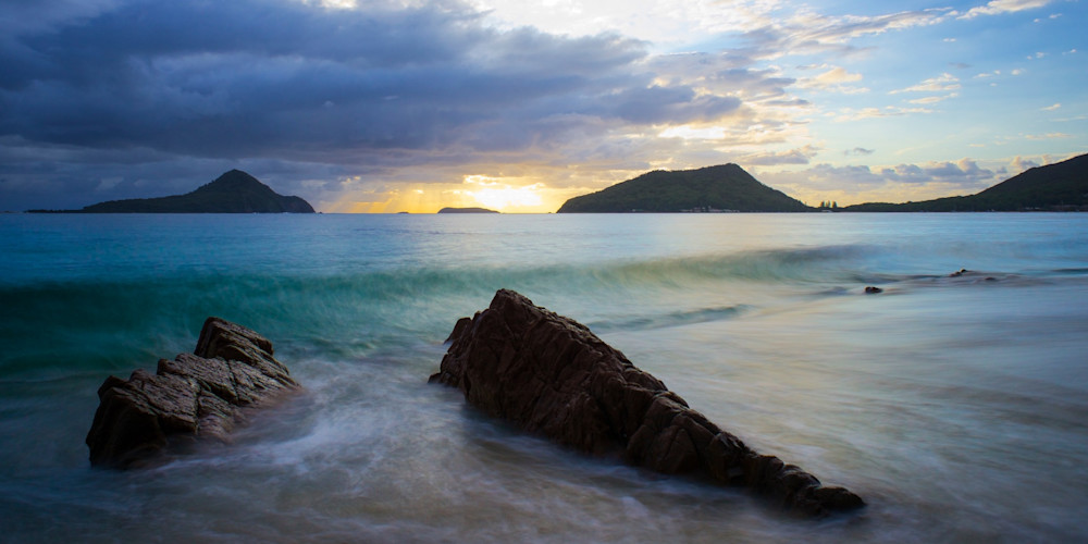 Silk Sunrise - Shoal Bay Port Stephens NSW Australia | Sunrise