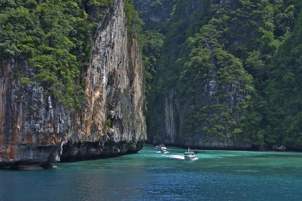 Phang Nga Bay - Phuket Thailand | Limited Edition