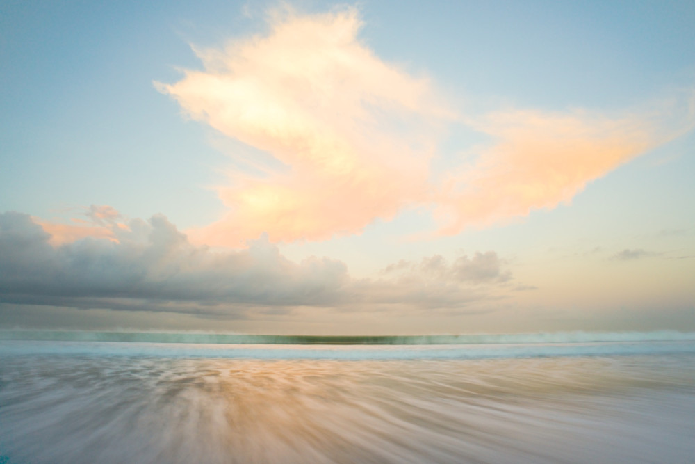 Morning Wave - Double Six Beach Seminyak Bali Indonesia | Sunrise