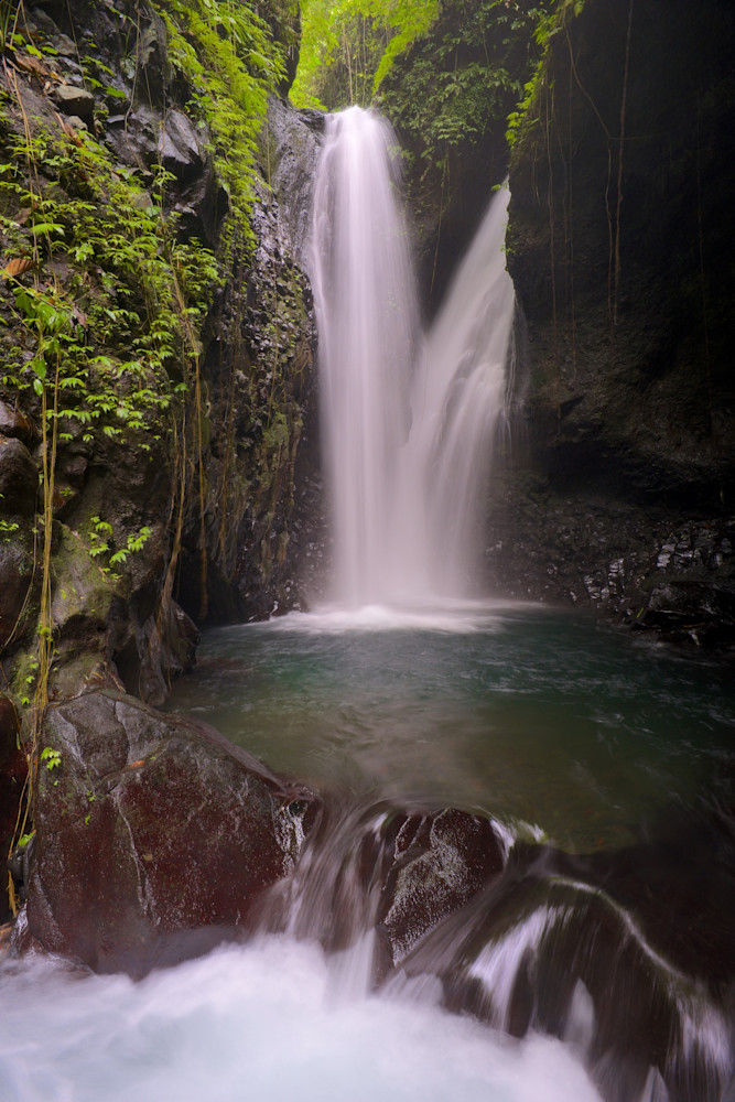 Git Git Twins - Singaraja Bali Indonesia | Waterfall