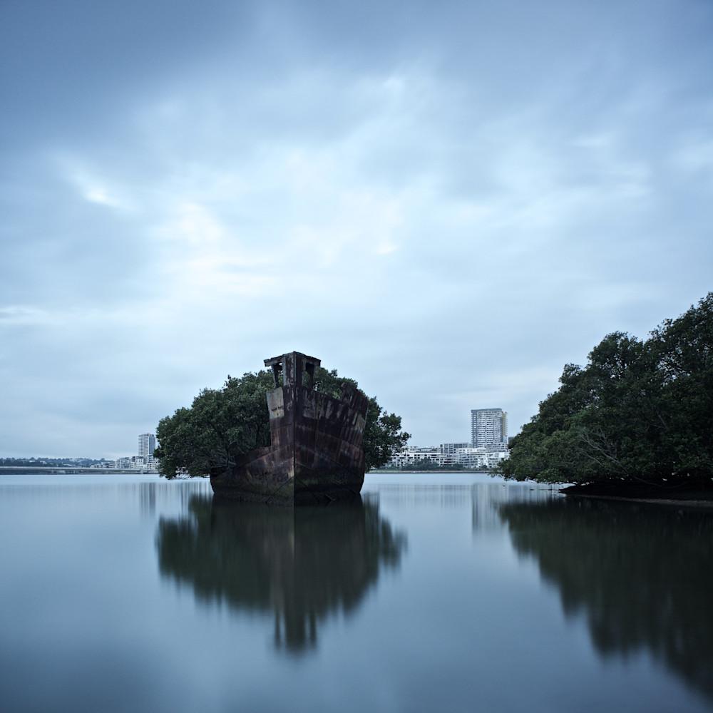 Ghost Of The Past - Homebush Bay Sydney NSW Australia | Abandoned