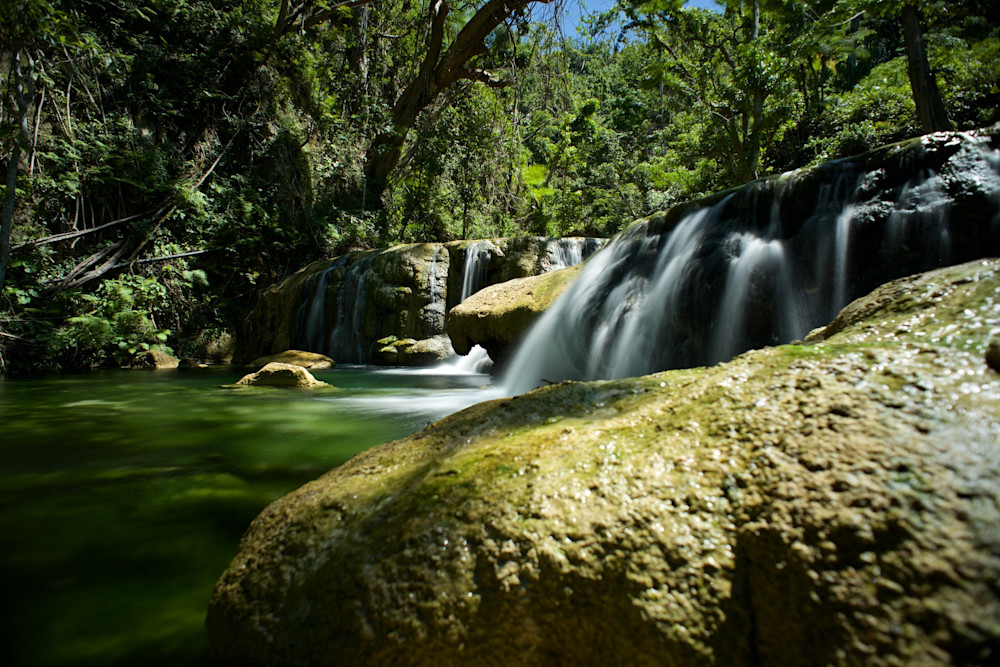 Evergreen Cascade - Mele Village Vanuatu | Waterfall