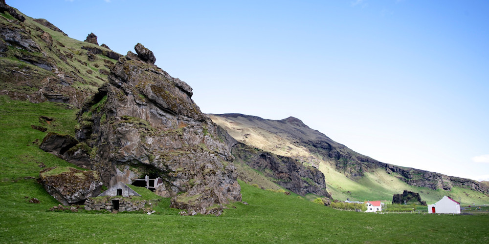 Cave Shelter - Iceland | Limited Edition