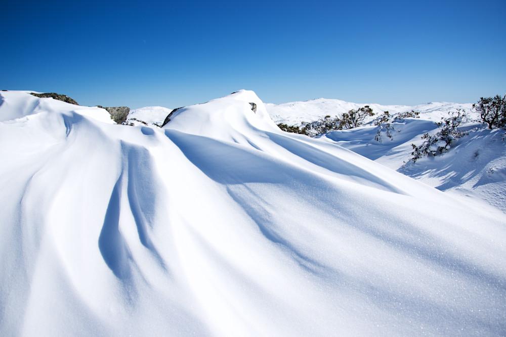 Contours - Perisher Kosciuszko National Park NSW Australia | Snow