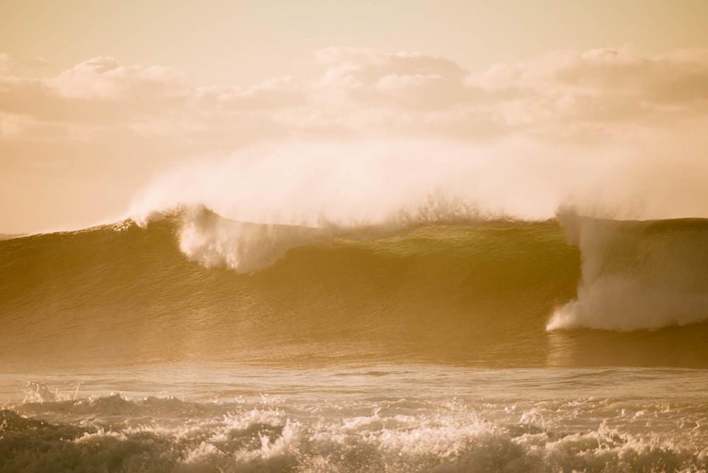 Breaking - Merewether Beach Newcastle NSW Australia | Surf