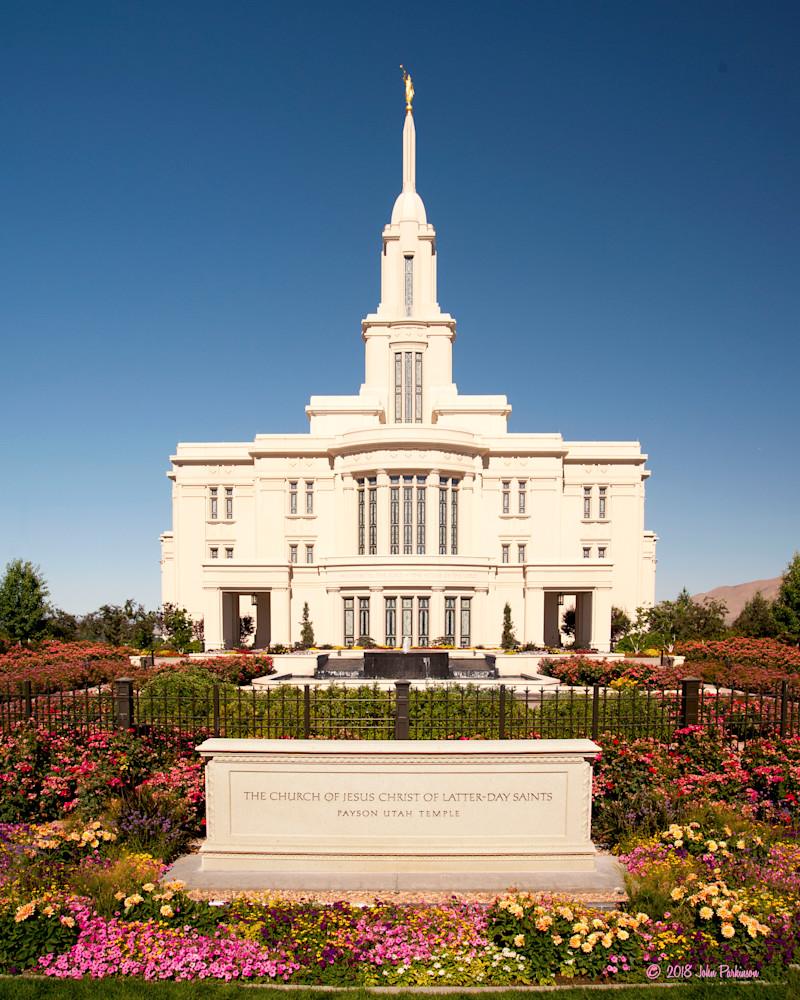 Payson Temple V