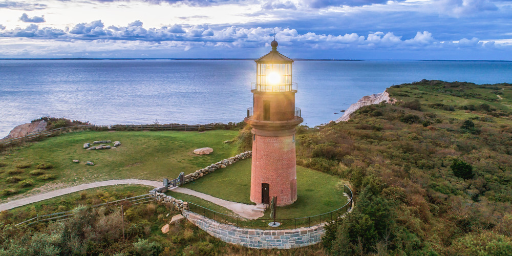 Gay Head Light Beacon
