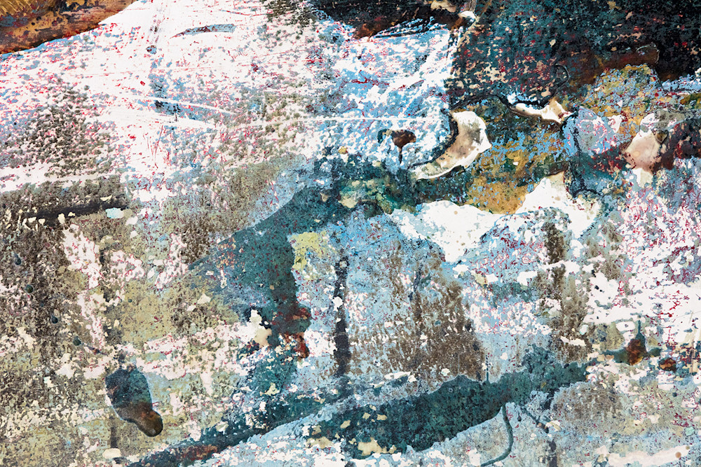 """""""Chatham Weathered Rowboat"""" Cape Cod Abstract Nautical Fine Art Photography"""