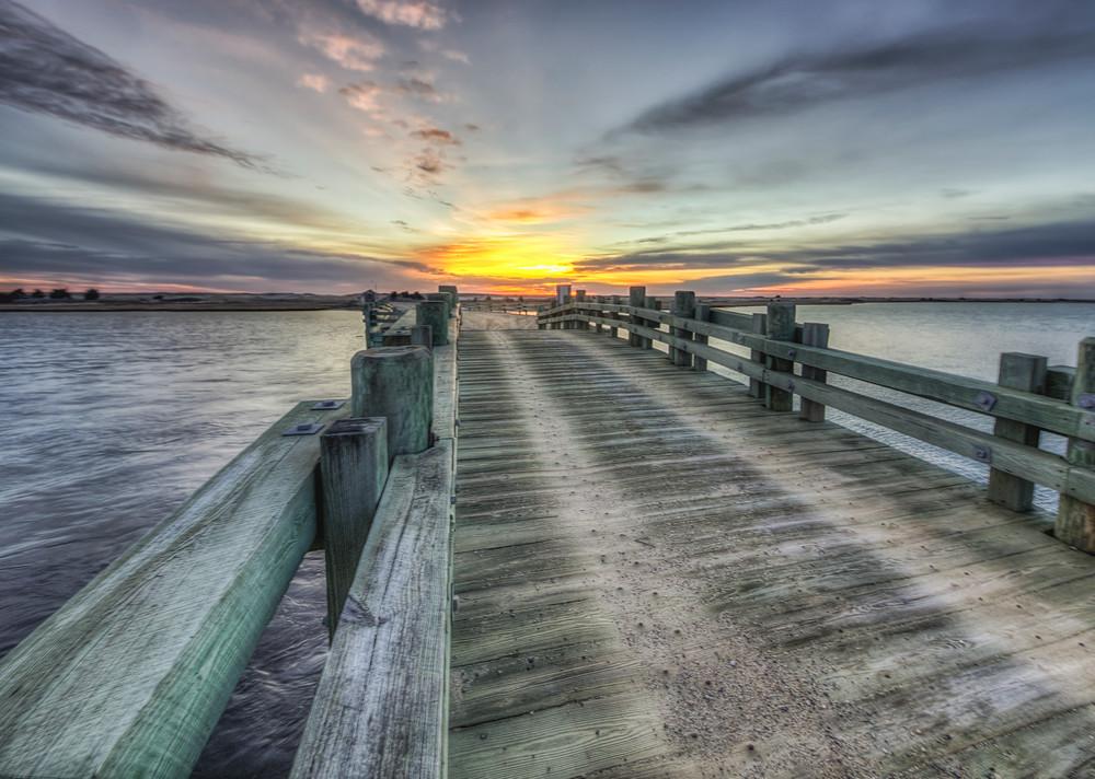 Dyke Bridge Sunrise