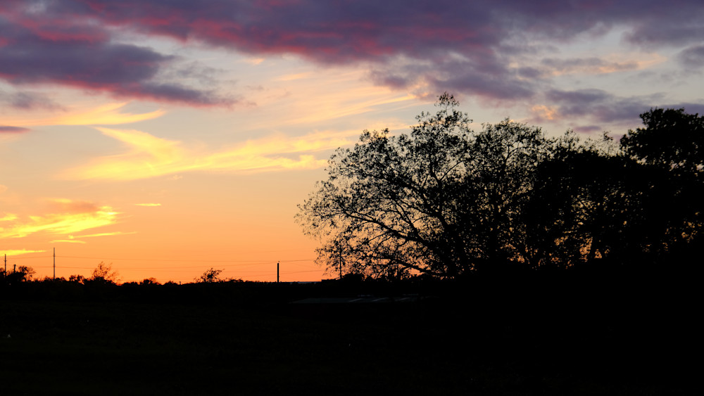 Sunset Over Texas - 61