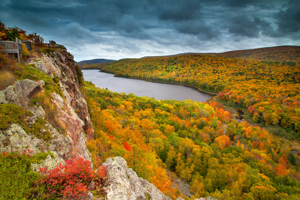 Lake Of The Clouds Photography Art | Dale Yakaites Photography