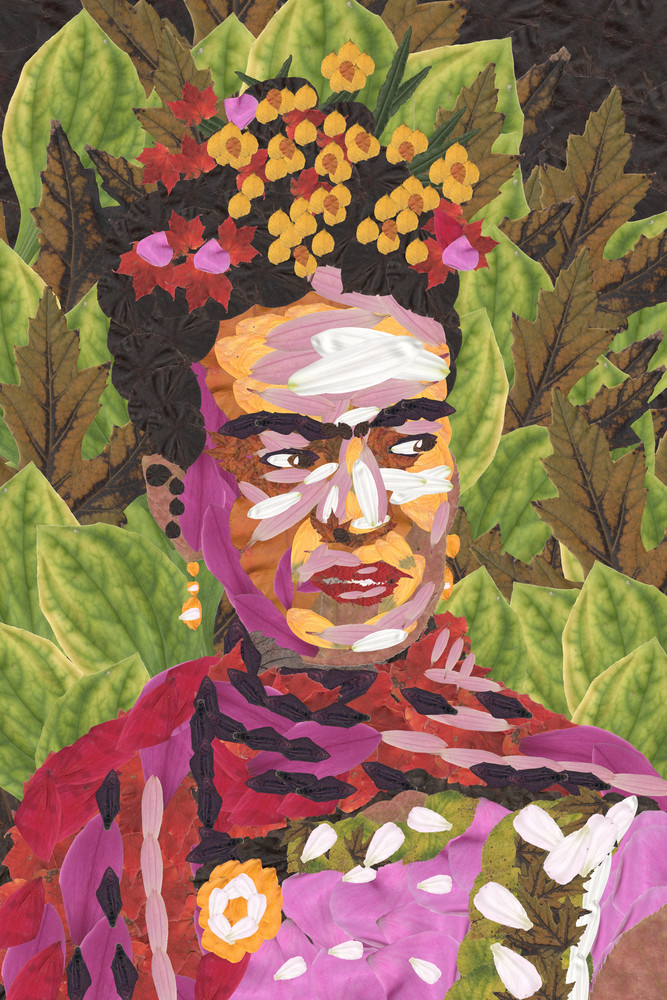 Frida Kahlo Art | smacartist