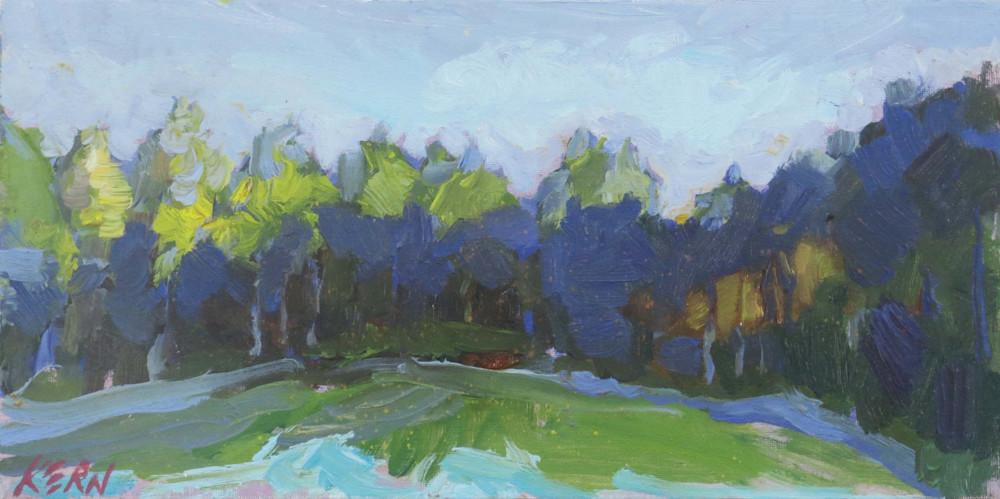 Treeline Art | Bkern Fine Art